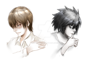 Death Note by SkyDrew