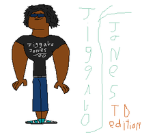 Jiggabo Jones Td style by Mikeoeagle