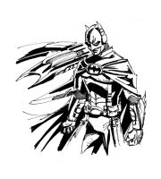 Batman Quickie by cheetor182