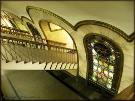 Art of Moscow Metro. 04. by VeIra-girl