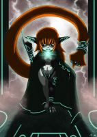 Study - Queen Midna -Imp- by UndyingNephalim