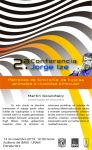 Poster 2/a. Conferencia Jorge Ize by evilskills