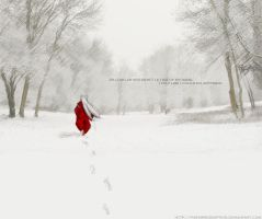 +Still Alone+ InuYasha Fanart by PaperRedemption