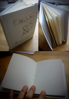 ''Sketches And Thougts'' Book by mbah