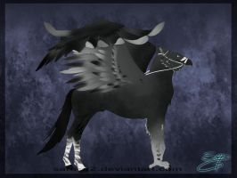 Hippogriff request design by Sara-A2