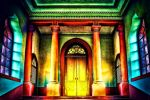 The Royal Door by RiegersArtistry