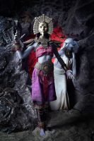The House of Dagoth Cosplay set by WhiteDemon19