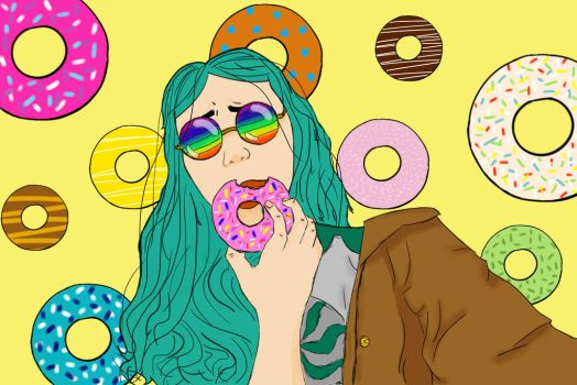 Donuts by Shally789