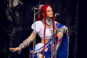 Trinity blood: Lilith by auntLilith