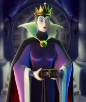 Wicked Queen by aemiliuslives