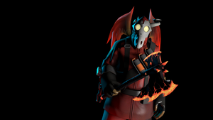 [SFM TF2] Pyro Persona by AppleCat910