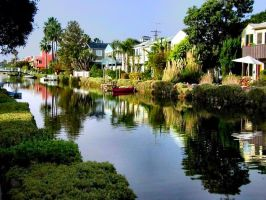 canals of venice california 13 by puddlz