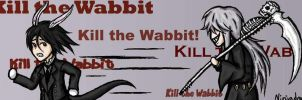 Wabbit Season by NinjaDragon3