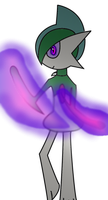 Gallade -completed- by GuardianofLightAura