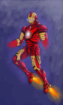 3DS Ironman by OneLifeRemaining