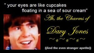 The Monkees: Davy's Charm by Princess-Kraehe