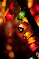 Christmas lights by DIN-IRINA