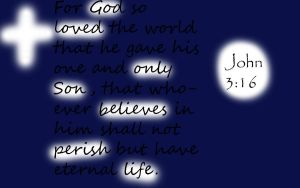 John 3:16 by penguinlover98