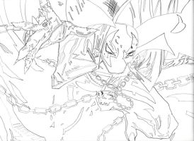 Spawn - Outline by stonerloner