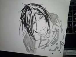 Sebastian Michaelis from Black Butler by Flavia182