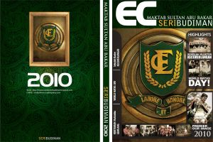 E.C School Magazine by megratoe