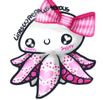 Lovely Octopus Adopt *CLOSED* by Mishaila