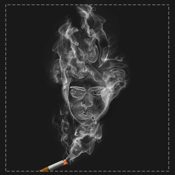 The Cigarette is Smoking You by KapilVe