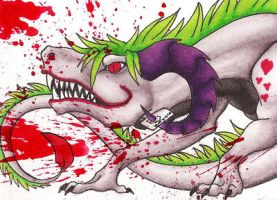 ACEO- Jokeriss by Sky-Shifter