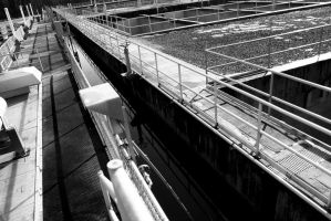 Wastewater Treatment Plant by rdswords