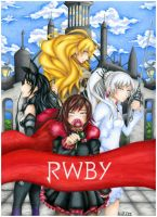 RWBY: The beginning by stray-life