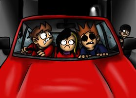 AT: DRIVE. by ecstaticOblivion