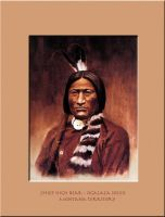 Chief High Bear Ogalala Souix by Paluso4art