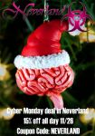 Cyber Monday Deals by NeverlandJewelry