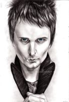 Mathew Bellamy by han23