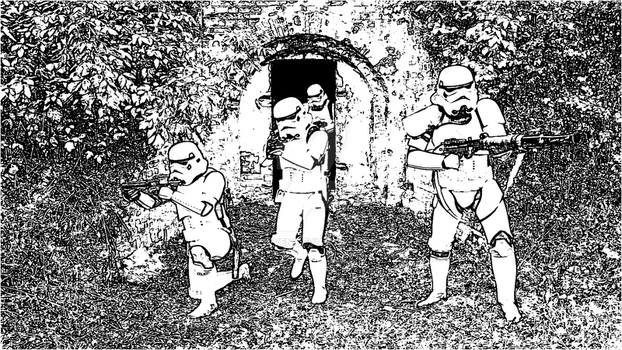 stormtroopers by Sizhiven