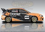 Boosted Impreza by ArmageddonDesigns
