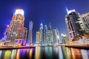 Dubai Marina by ahmedwkhan