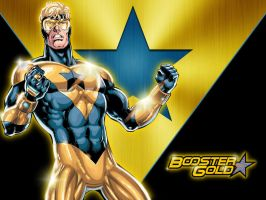 Booster Gold by Superman8193