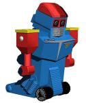 Robo1 by mikeandrickgraphics