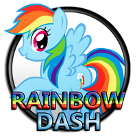My Little Pony - Rainbow Dash B1 by dj-fahr