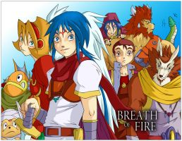 FANART - Breath Of Fire 1 by Sin-nombre