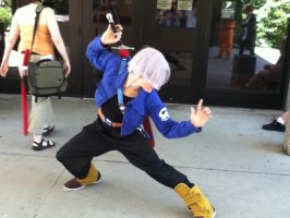 JAFAX 16: Murai Trunks by BigAl2k6