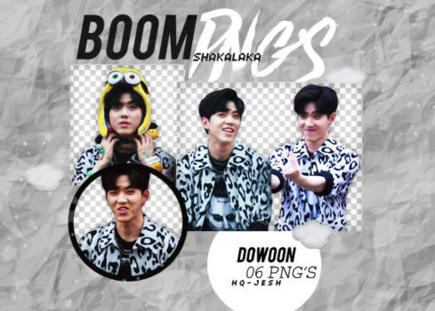 Dowoon PNG PACK #1|DAY6 by UpWishColorssx