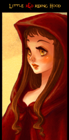 Little Red Riding Hood by kanmi
