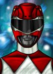 Mighty Morphin Red Ranger by blueliberty