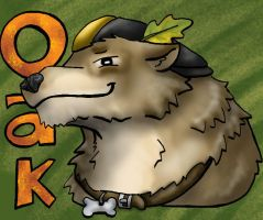 Oakleafwolf Forum Avatar by oakleafwolf