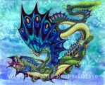 Song in the Sky 4 Dragon 2 by rachaelm5