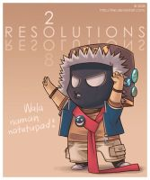 Resolution by lires