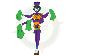 Demon Doll Duela by Dragon-FangX