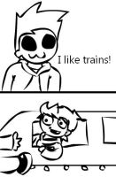 Trains - Tord's Revenge by ExplosionOfCool